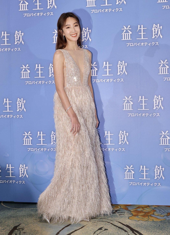 隋棠是3個孩子的媽,身材依舊完美。記者李政龍/攝影