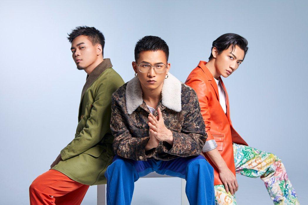 茄⼦蛋樂團為「勇者動畫系列」創作插曲「喜相逢」。圖/公視提供