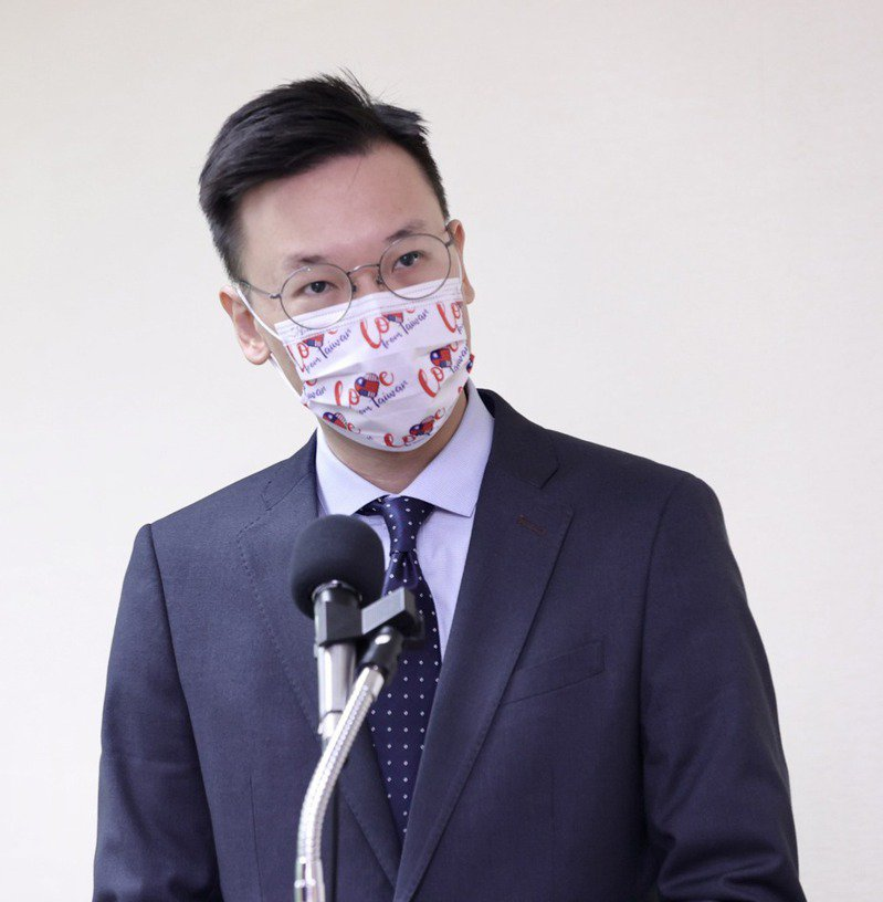 民進黨副秘書長林飛帆。 聯合報系資料照/記者黃義書攝影