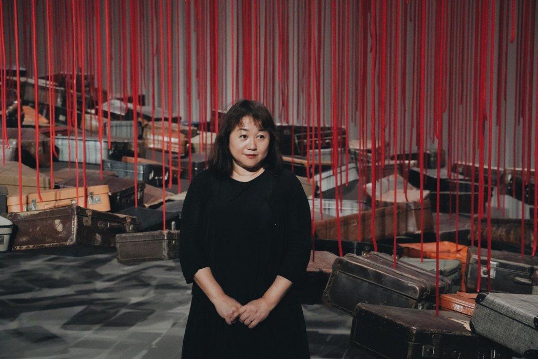 《塩田千春:顫動的靈魂》將於5月1日至8月29日在台北市立美術館開展,藝術家塩田...
