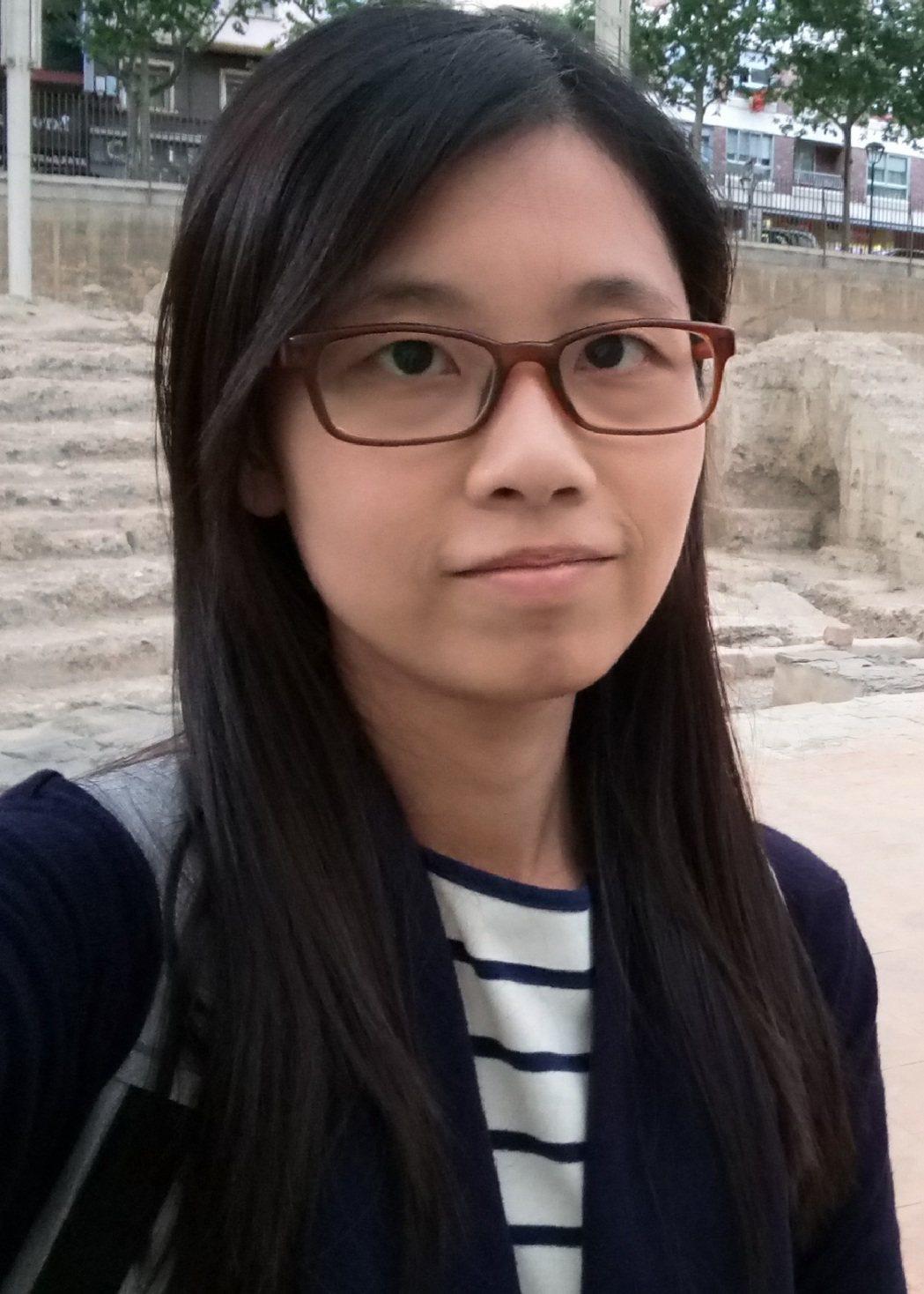 海大潘惠娟專案助理研究員 海大/提供