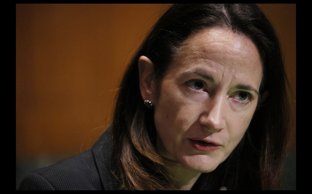美國國家情報總監海恩斯(Avril Haines)是歐巴馬時代前中央情報局(CI...