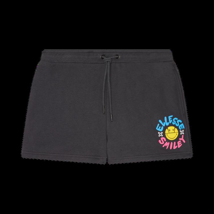 ellesse與Smiley聯名女裝短褲約1,100元。圖/永三提供