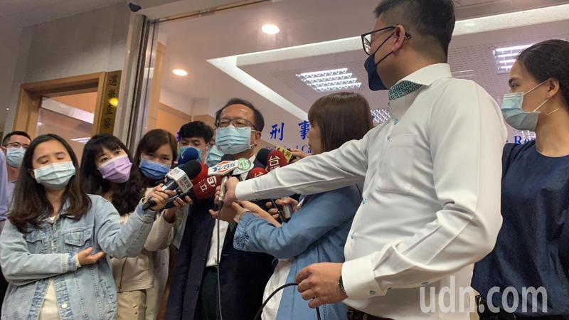台北市政府警察局長陳嘉昌。記者賴佩璇/攝影
