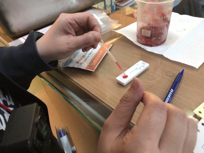 台中市政府衛生局今天透過新聞稿宣布又再檢出10件進口牛肉含微量萊克多巴胺,且雖然檢出的數值仍在法規標準內,但仍把相關訊息均揭露。圖/台中市衛生局提供