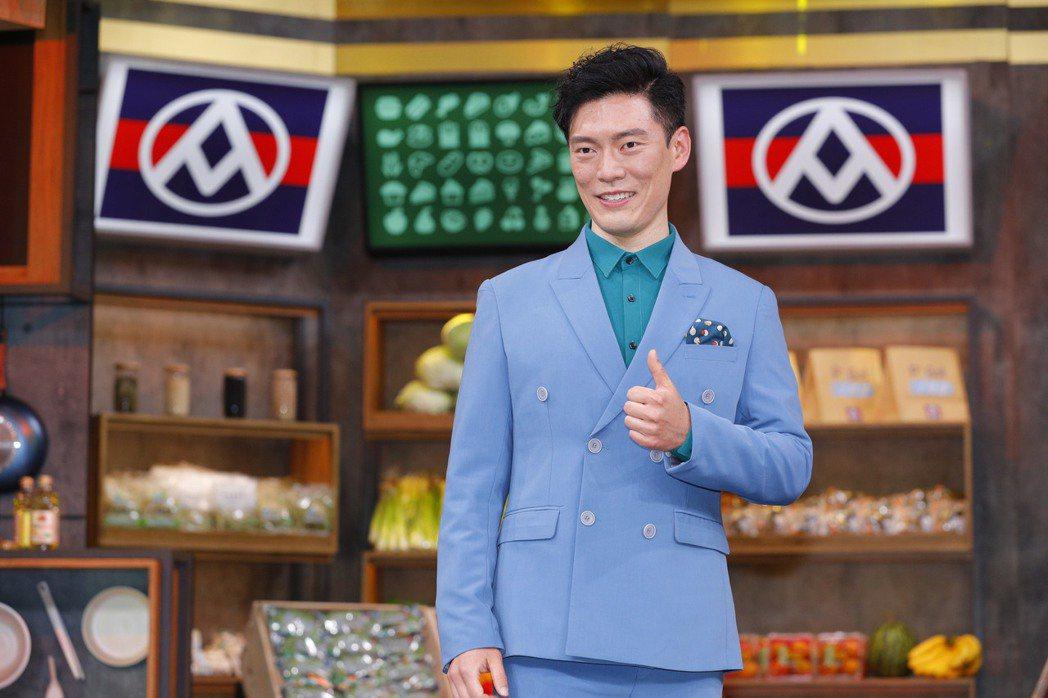 Jason Wang強調下廚首重食安。圖/東森提供
