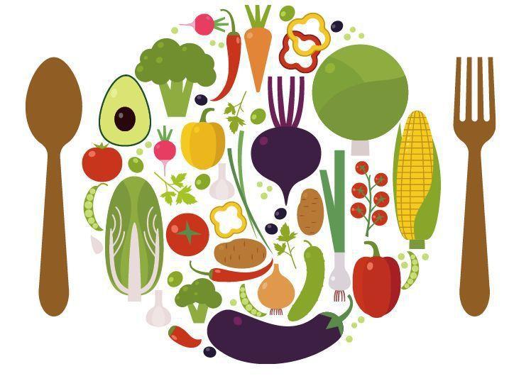 多數人以為纖維只能從蔬菜、水果中攝取,事實上,六大類食物中,除乳品類,其餘五大類...