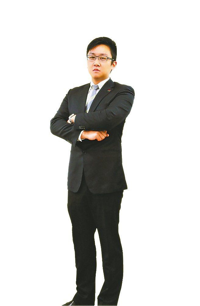 信義房屋復興瑞安店專案經理劉裕祥。 劉裕祥/提供