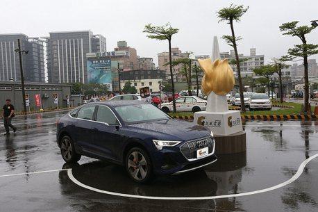 2021台灣車訊風雲獎!Audi e-tron奪「年度風雲車」及「最佳進口豪華中大型SUV」