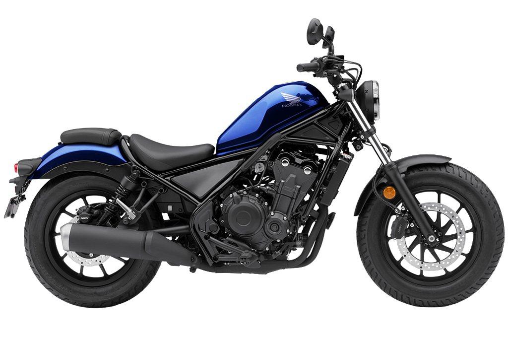 Honda Motorcycle Rebel 500自推出便成為Honda Ta...