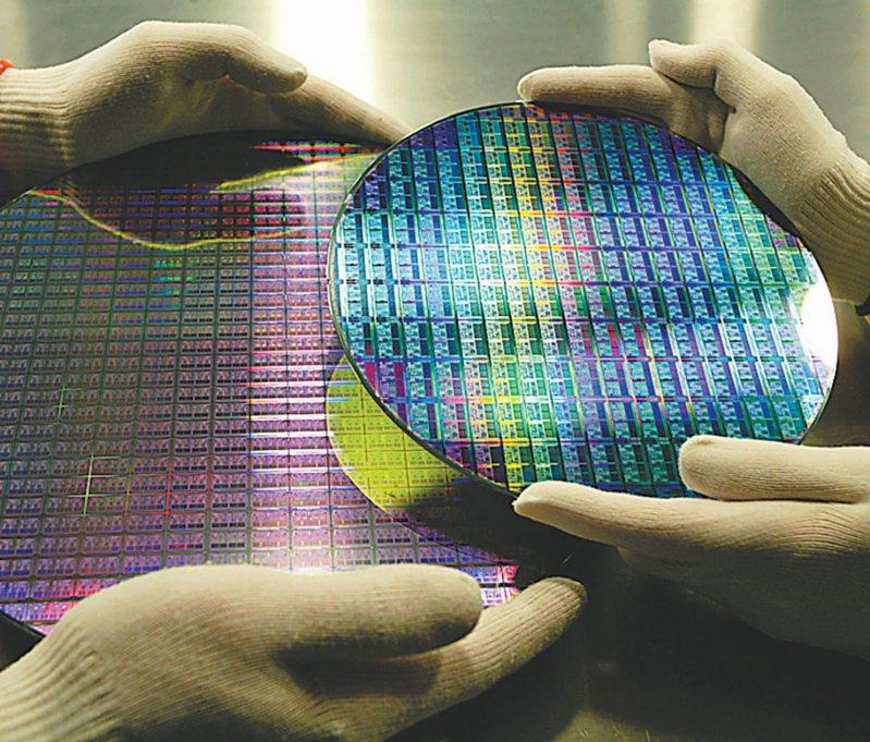 三星集團衝刺晶圓代工,在南韓大舉擴產,多項先進製程甚至喊出比台積電更快的目標。 (美聯社)