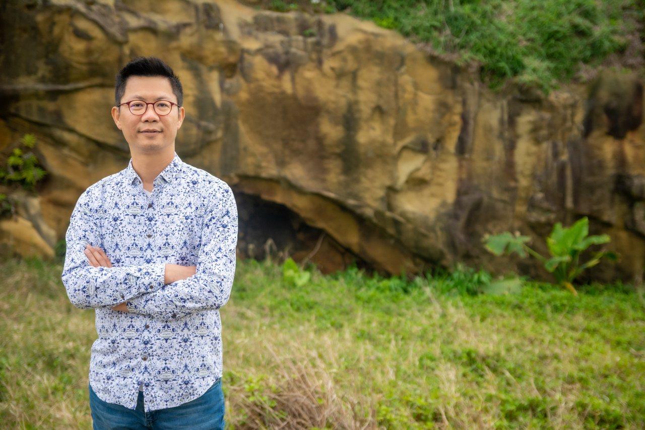 多年投入老年議題觀察的吳挺鋒,現職為基隆市政府社會處處長。 吳長霖攝影/提供