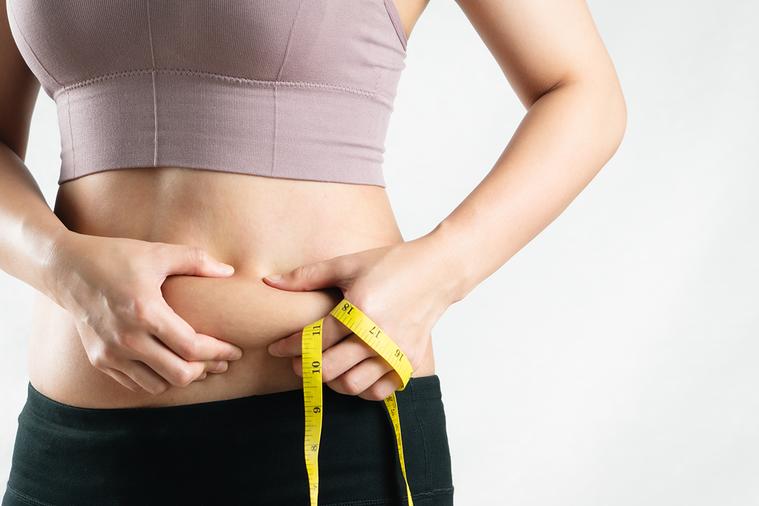 最近的數據強調,從腰圍確認的腹部肥胖是一個獨立於BMI的心血管疾病風險指標。 圖...