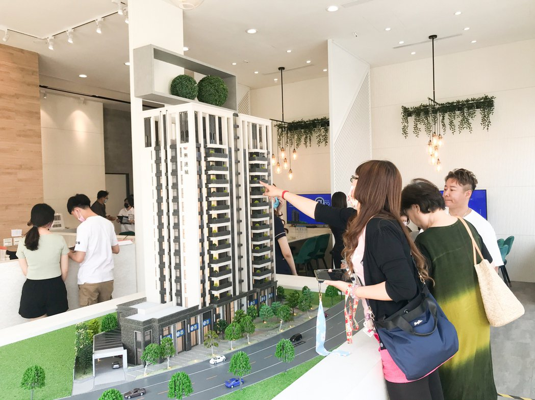 興連城建設「@99」在一期熱銷後,二期推案仍主攻26~38坪格局,續推小而美首購...