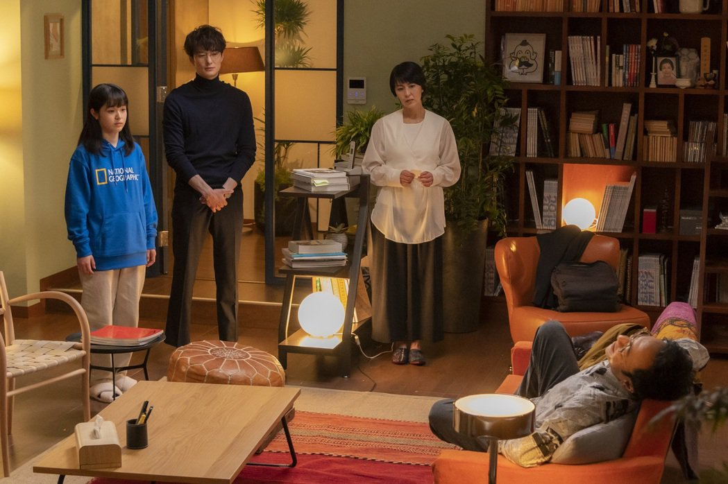 《大豆田永久子與三個前夫》角色塑造立體,彼此間的火花無數。 圖/friDay影音...