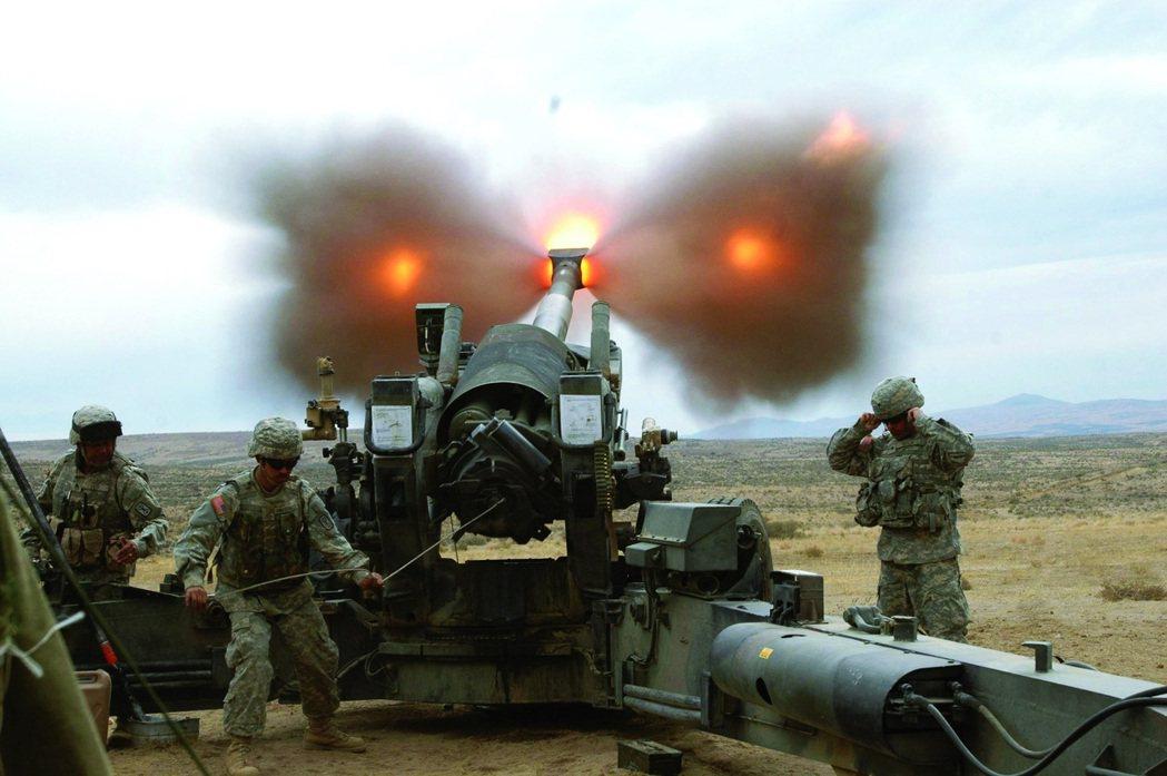 為避免情勢惡化,美國除了加強自身能力,還要遏制對手追趕。 圖/美國陸軍