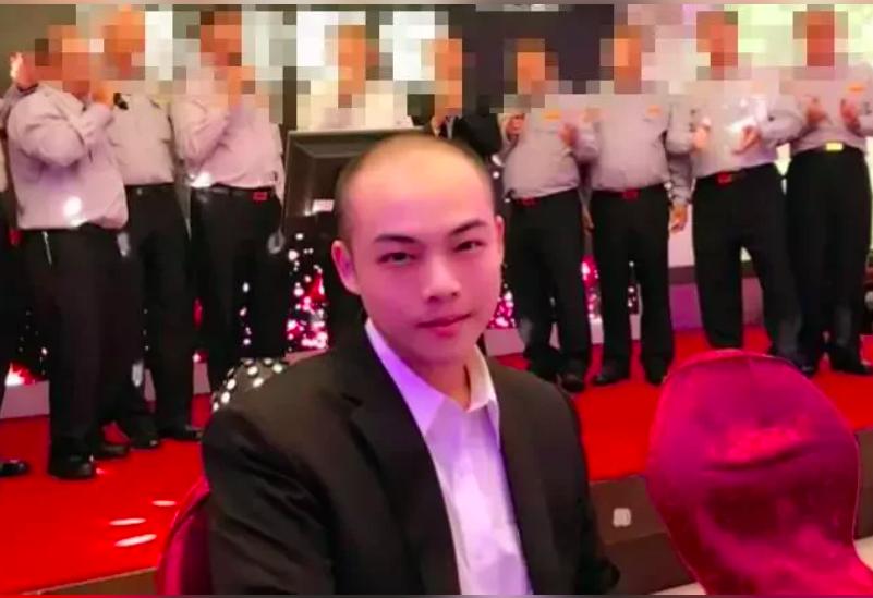 民進黨台北市黨部評委召集人趙映光之子趙介佑。圖/取自網路