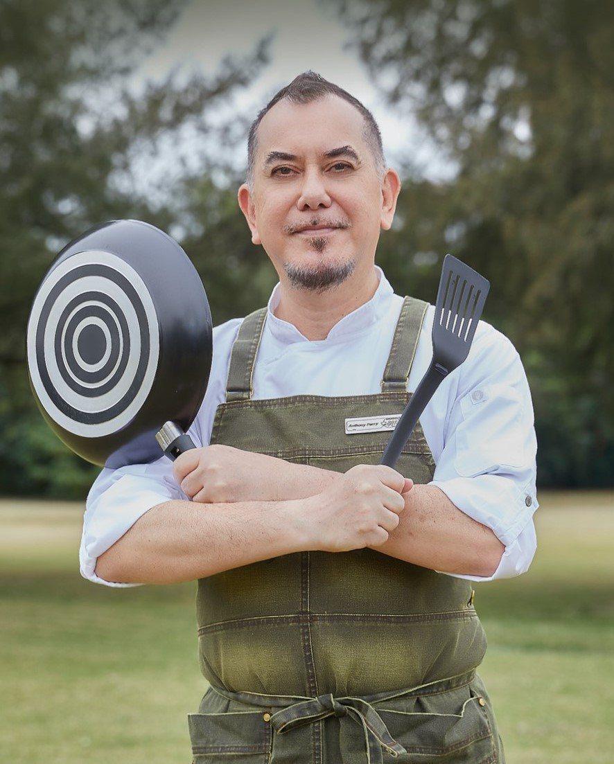 黃秋生將再度用美食與台灣觀眾見面。圖/摘自臉書