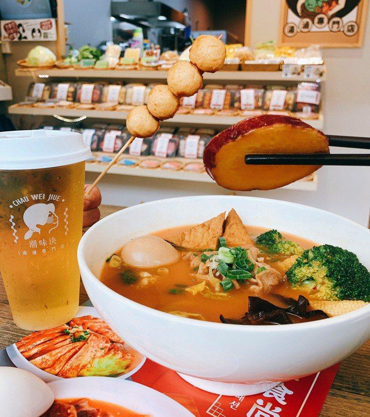 「多纖高蛋白套餐」內含季節時蔬、花椰菜、木耳等多纖及高蛋白食材搭配組合,每套15...