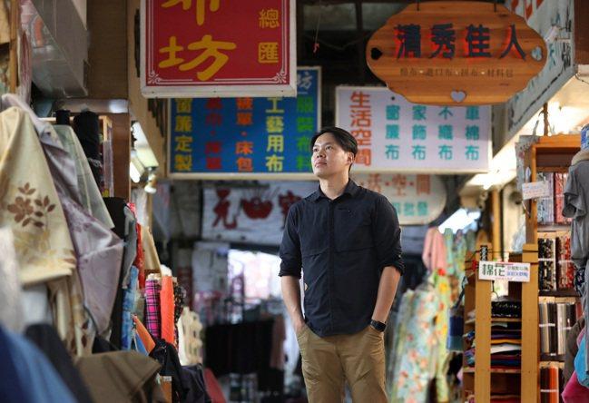 謝宅創辦人謝文侃在台南西市場長大。攝影/林澔一
