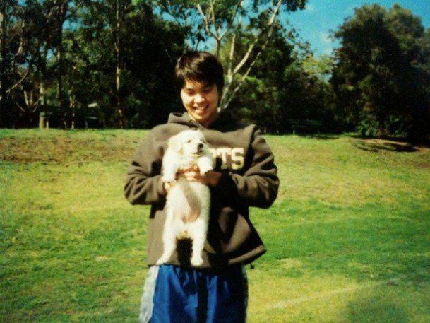 謝文侃曾在澳洲念書,生活六年,最終仍選擇回到故鄉台南。圖/謝小五