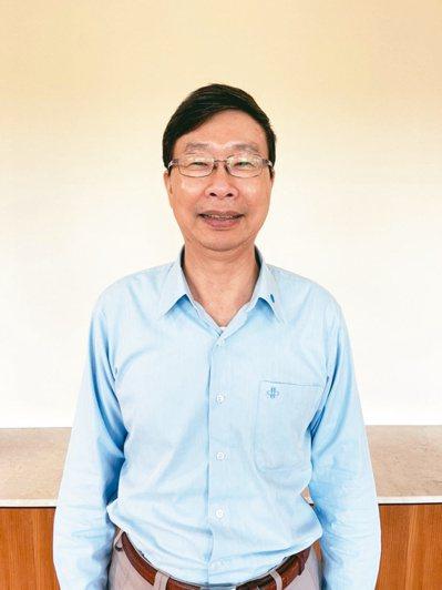 中鋼構董事長陳火坤 記者林政鋒/攝影