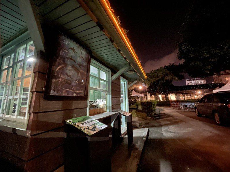花蓮鐵道文化園區一、二館徵選在地創意團隊進駐營運,提供更多元服務。圖/多羅滿賞鯨提供