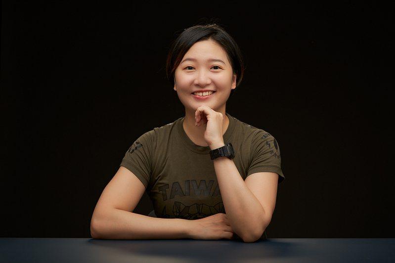 王宥云透過健身,克服了長達三年、找不出病因的眩暈症。圖片由王宥云授權「有肌勵」刊登