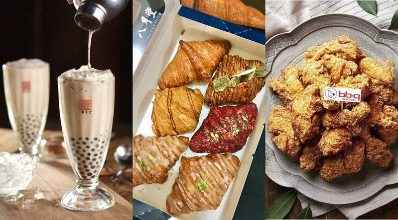 圖/環球購物中心提供、編輯攝影、「bb.q CHICKEN Taiwan」臉書專頁