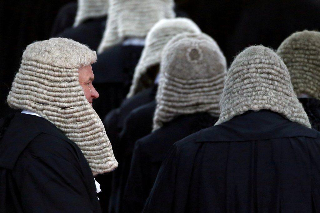 法官缺少社會經驗,幾乎成了談到法官群體馬上可以想到的標籤。示意圖。 圖/路透社