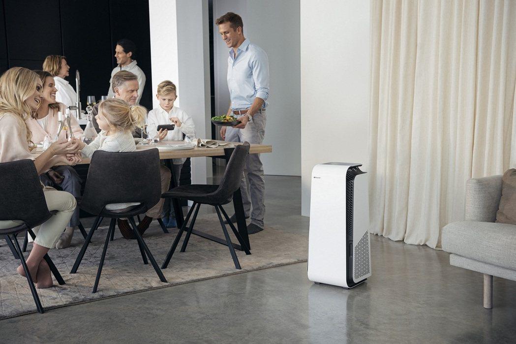 量身幫不同樣貌媽媽打造專屬空氣饗宴(圖/Blueair提供)