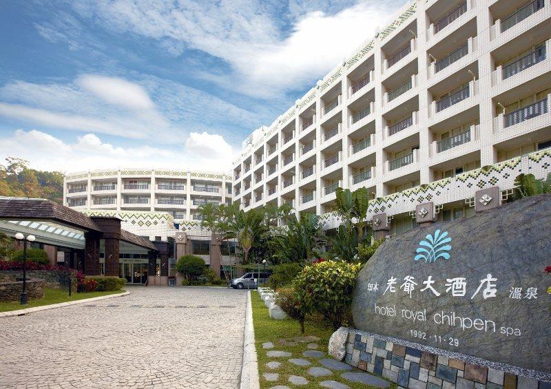 知本老爺酒店是台灣第一家以溫泉為主題的國際級度假酒店,也是許多台灣人認識台東知本...