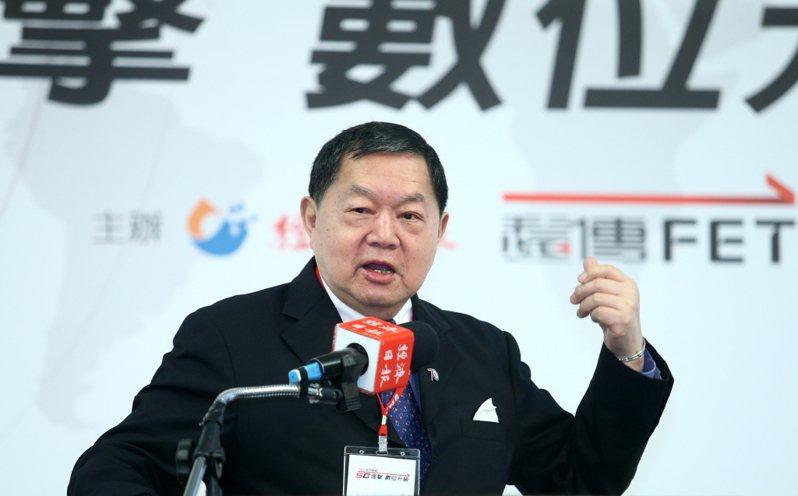 遠東集團暨遠傳電信董事長徐旭東。 聯合報系資料照片/記者蘇健忠攝影