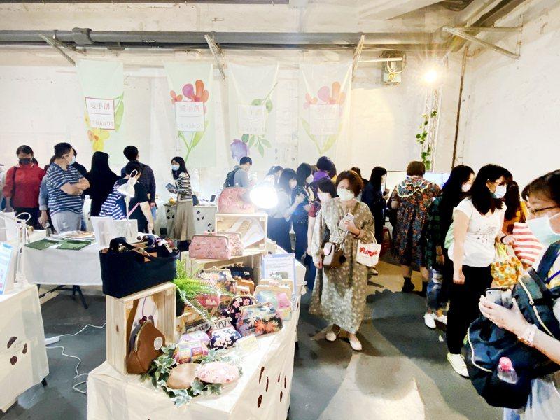 2020愛手創日本手作祭活動照片。圖/欣宸國際提供