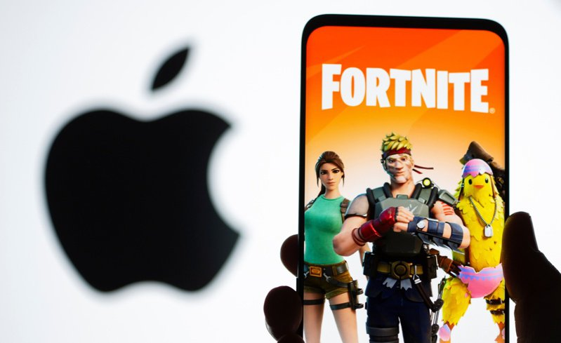 知名手遊「要塞英雄」開發商Epic Games美東時間3日將和蘋果(Apple)對簿公堂。路透