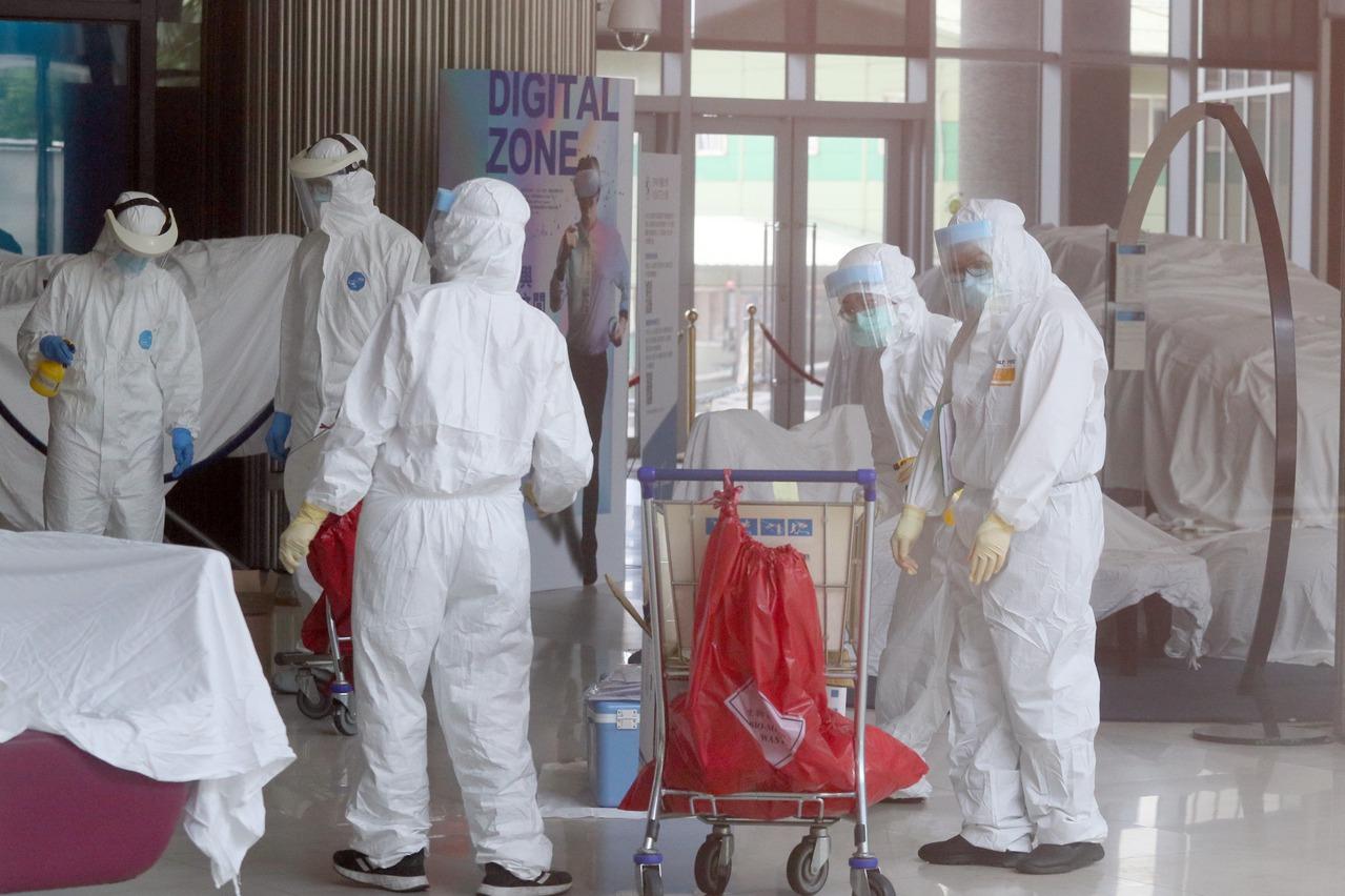 接觸諾富特員工 南投1人發燒入院、5人隔離中