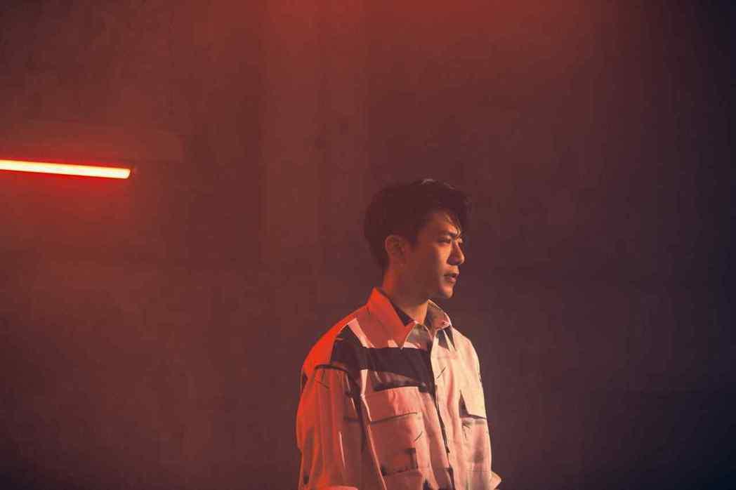 韋禮安為「火神的眼淚」打造片頭曲「因為是你」。圖/索尼音樂提供