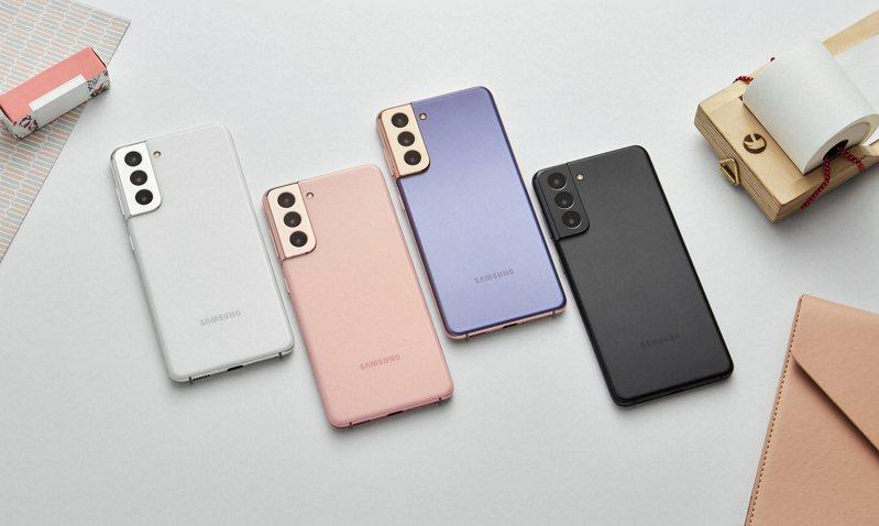 5月2日清晨全國電子購物網站發生三星最新旗艦機Galaxy S21手機商品標價錯誤事件。圖/台灣三星電子提供