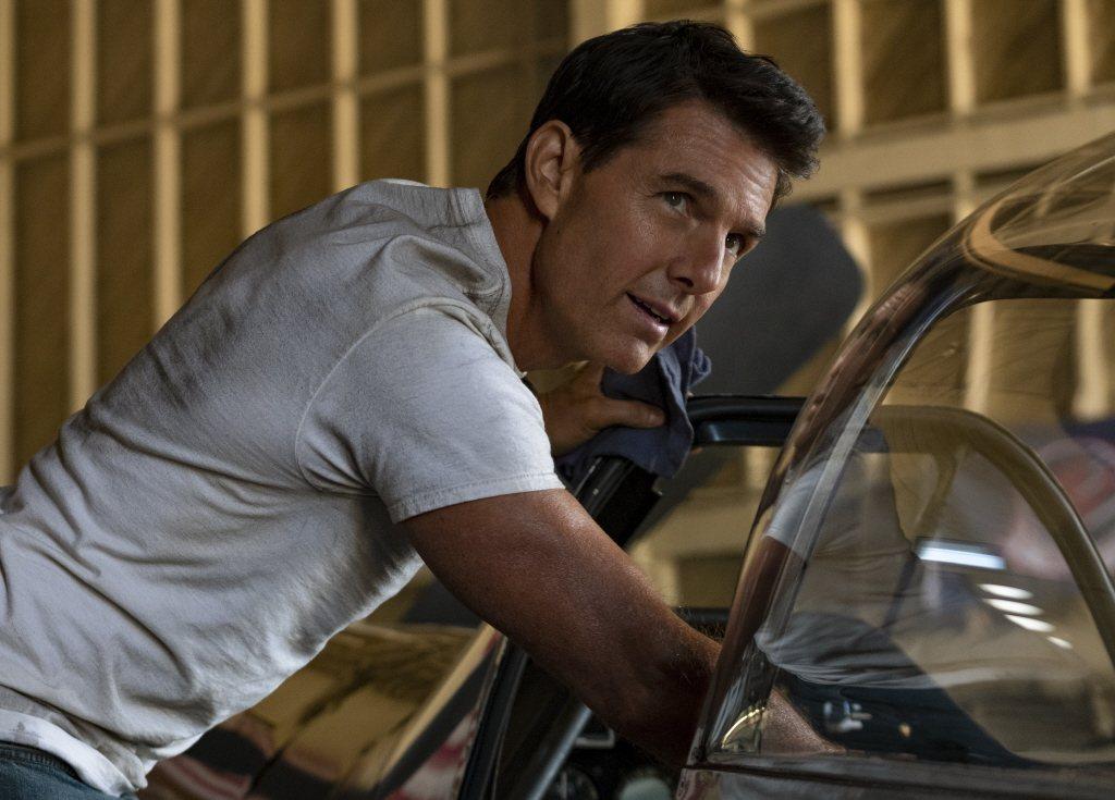 「捍衛戰士:獨行俠」是湯姆克魯斯今年力作,對票房有很大的期許。圖/摘自imdb