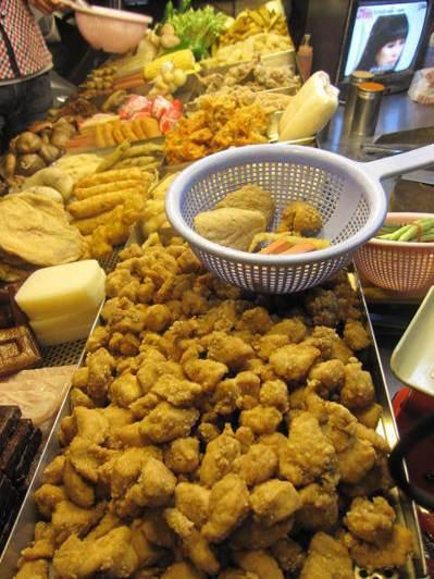 食物是體內膽固醇的重要來源,避免吃油炸食物,對心血管較為健康。本報資料照片