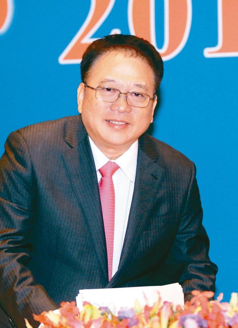 TPK董事長江朝瑞。(本報系資料庫)