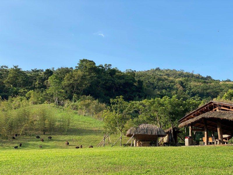 近似烏托邦的「不老部落」,值得在此「BulauBulau」一番。 圖/有行旅提供
