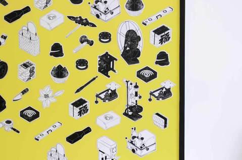 台南老爺行旅第十五號展覽《生活旅人》,同步推出展覽主題房《城市光影遊戲》及《城市...