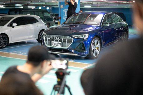 台灣奧迪&2021台北電影節!Audi e-tron與北影跨界創作