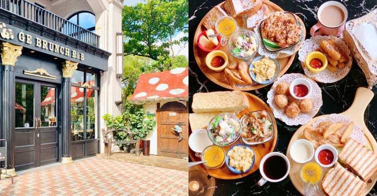 圖/儂儂提供 source:菇菇早午餐-菇菇雞蛋高燒&居易民宿@FB