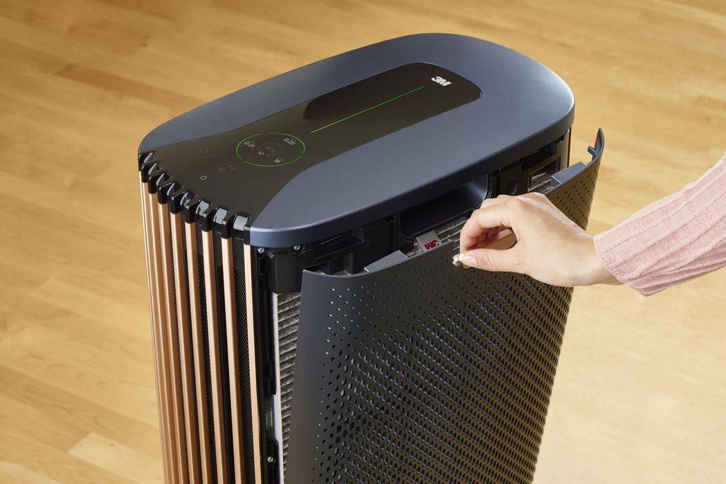 3M全淨型空氣清淨機(FA-V300/FA-V500),不僅能高效過濾甲醛、油煙...