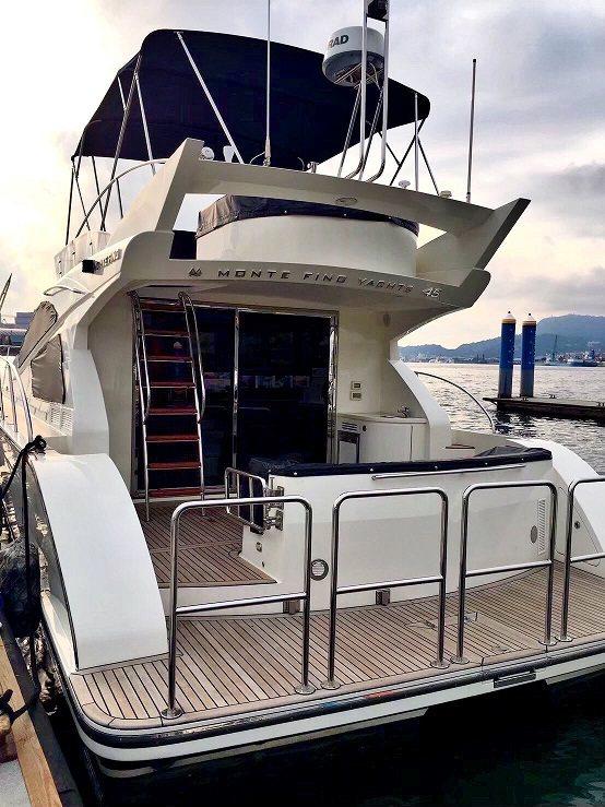 比麗堅號BiLiChien豪華遊艇設備如五星飯店。 比麗堅號/提供