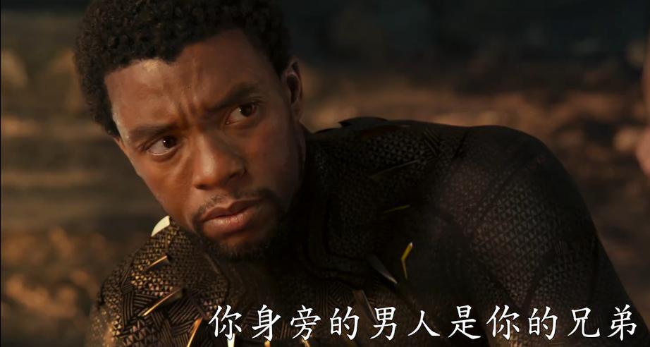 查德威克鮑斯曼在「黑豹」中飾演的帝查拉永遠讓漫威迷懷念。圖/摘自YouTube