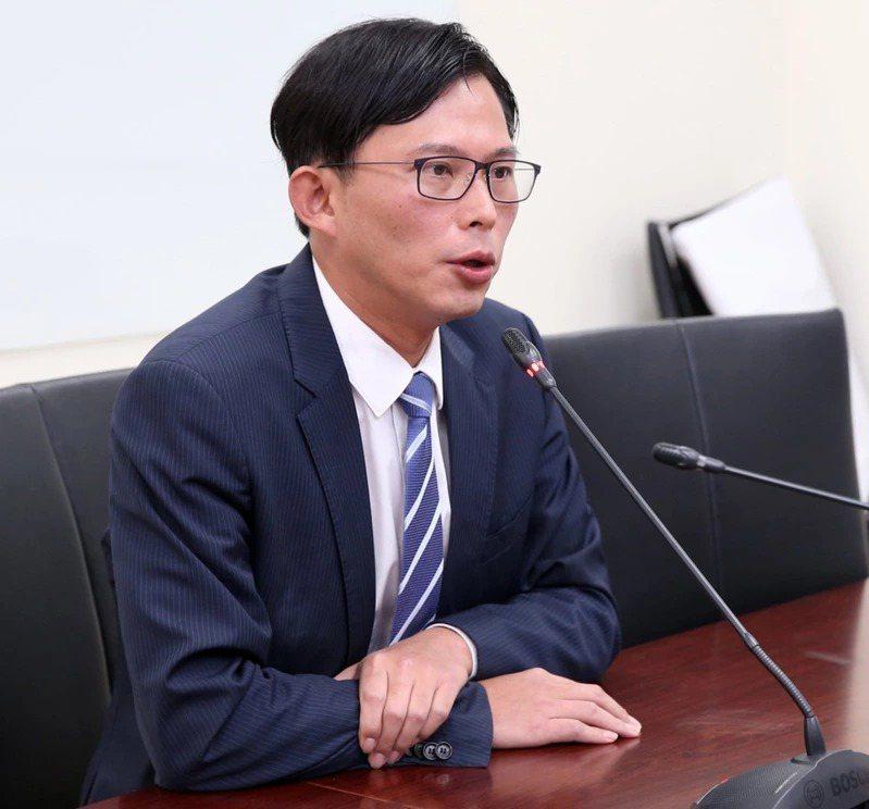 時代力量前立委黃國昌。本報資料照片