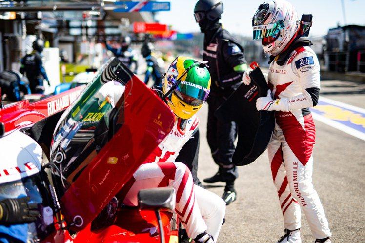 這是RICHARD MILLE車隊二度於比利時賽道上競爭、以及三位車手首度在世界...